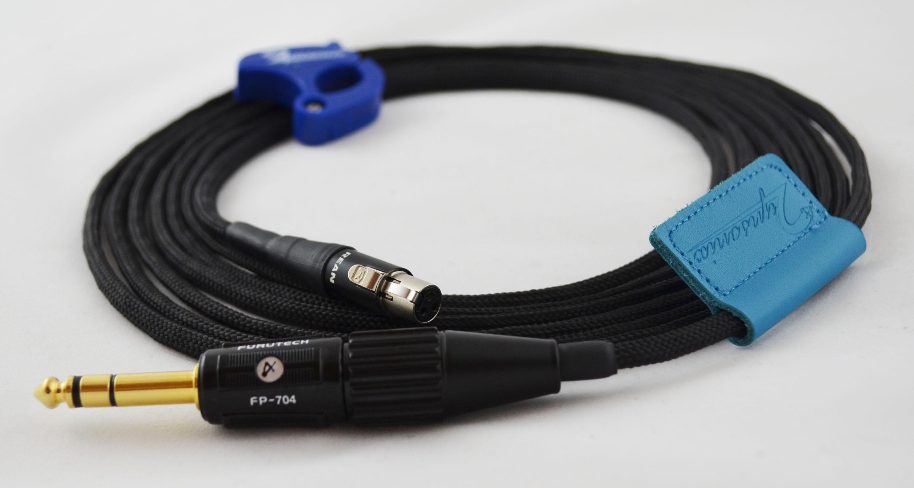 AKG K240S, K271, K702, Q701 mini XLR audio cable featuring Xev ...