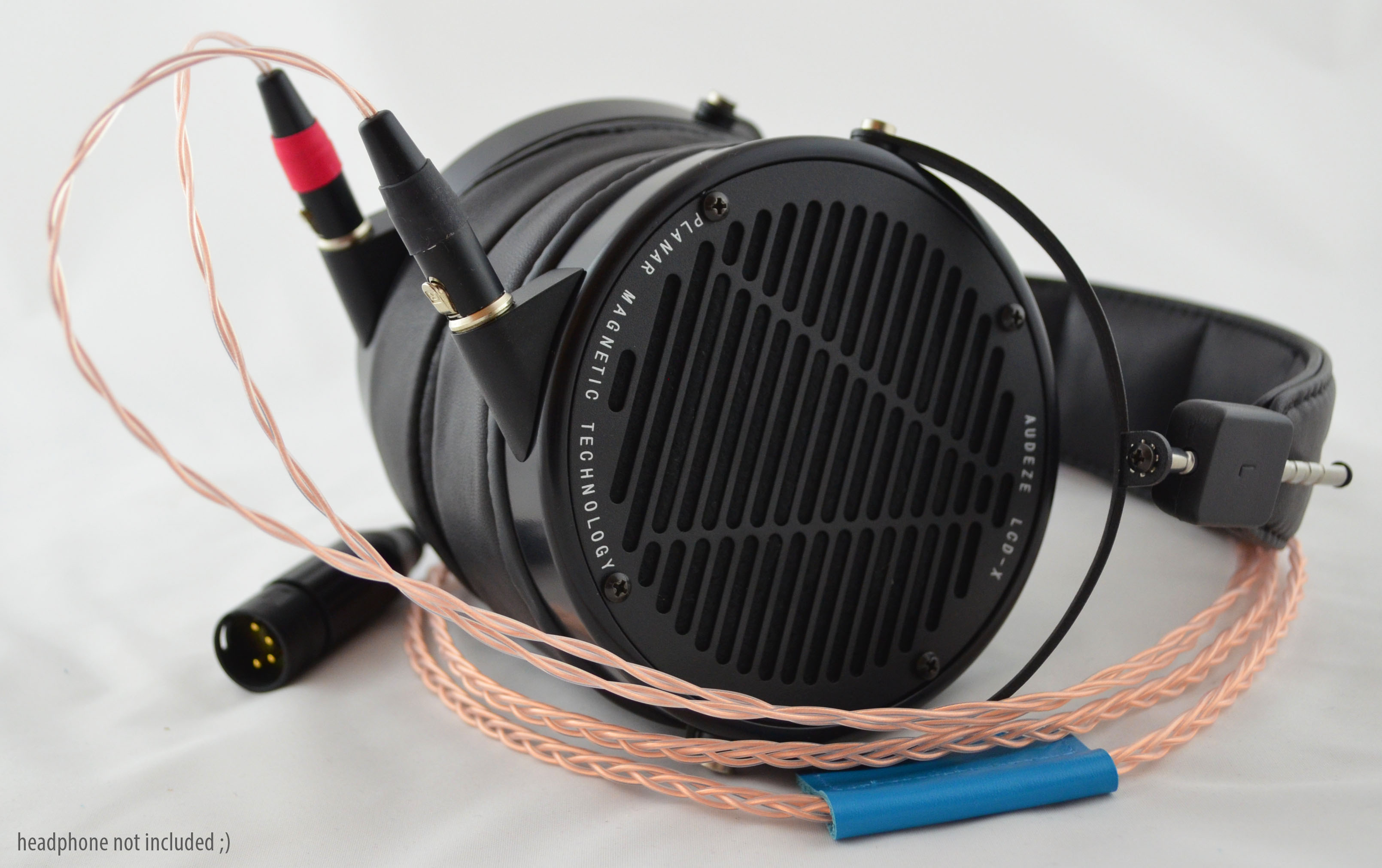 Audeze Lcd Headphone Cable For Lcd 2 2 Classic 3 4 Lcd