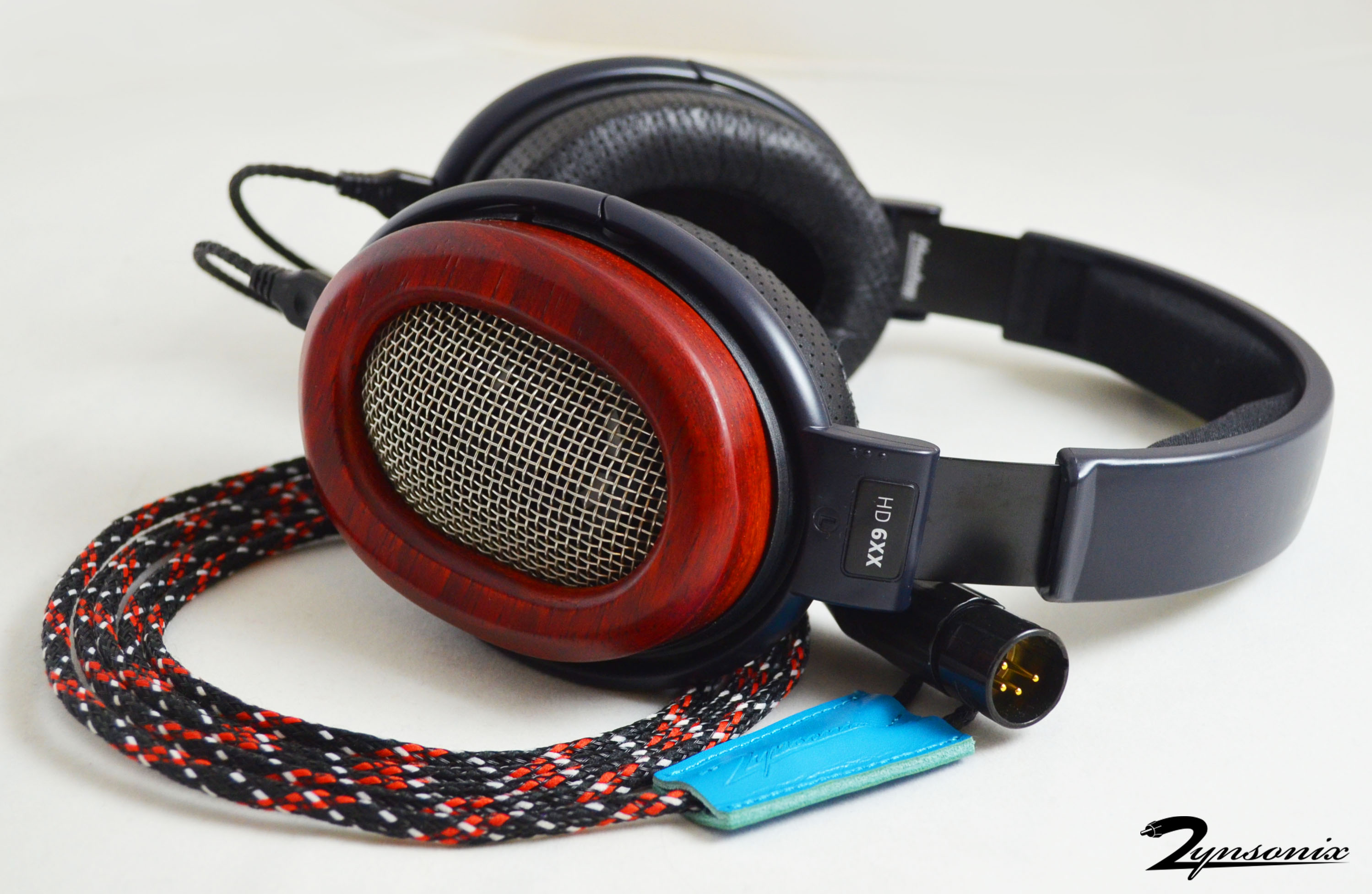 Headphone Cable For Sennheiser Hd600 Hd650 Hd580
